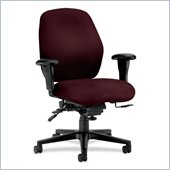HON 7800 Series Mid Back Managemnt Chair