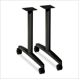 HON Huddle MBTLEG24CS T-Leg Conference Table Base