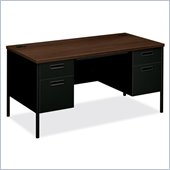 HON Metro Classic P3262ZP Pedestal Desk