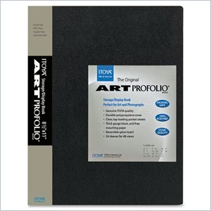 ITOYA Art Profolio Original Presentation Book