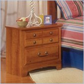 Standard City Park Nightstand In Cherry