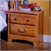 Standard City Park Kids Nightstand In Cherry Finish