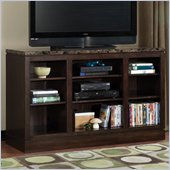 Standard Furniture Paramount 52 TV Stand in Wenge