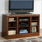 Standard Furniture Paramount 52 TV Stand in Cherry