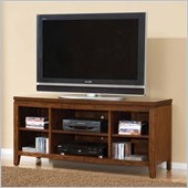Standard Furniture Transitions 52 TV Stand in Cherry