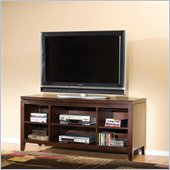 Standard Furniture Transitions 52 TV Stand in Espresso