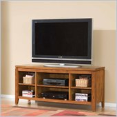 Standard Furniture Transitions 52 TV Stand in Oak