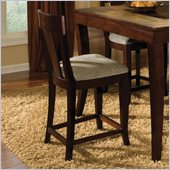 Standard Furniture Laguna Barstool in Dark Merlot Finish