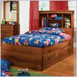ADD TO YOUR SET: Standard City Park Kids Captain's Bed in Cherry Finish