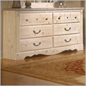 Standard Seville Double Dresser