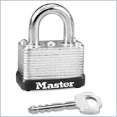 Master Lock Warded Keyed Padlock