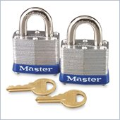 Master Lock High Security Keyed Padlock
