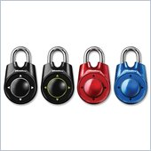 Master Speed Dial Combination Padlock
