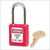 Master Lock Safety Keyed Padlock