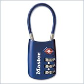 Master 4688D Luggage Cable Lock
