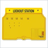 Master Unfilled Lockout Station