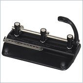 Master Three-Hole Medium Duty Hole Punch