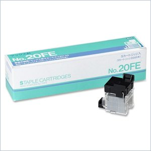 MAX Flat Clinch Electronic Stapler Cartridge