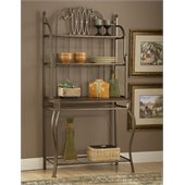 Hillsdale Montello Kitchen Bakers Rack