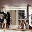 ADD TO YOUR SET: Hillsdale House Furniture Wilshire Antique Mirror