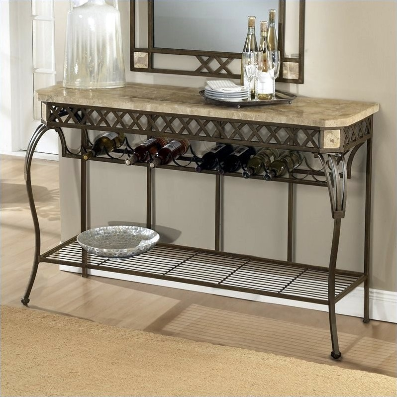 Adding a buffet table and sideboard to your dining room - Buffet table images ...