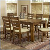Hillsdale Hemstead Dining Table with Removable Leaf