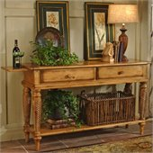 Hillsdale Wilshire Sideboard in Antique Pine Finish