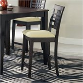 Hillsdale Tiburon 24 Inch Non Swivel Counter Stool (Set of 2)
