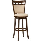 Hillsdale Jefferson 30 Inch Swivel Counter Height Bar Stool