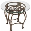 ADD TO YOUR SET: Hillsdale Scottsdale Round End Table
