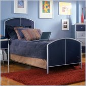 Hillsdale Universal Youth Metal Bed 4 Piece Bedroom Set