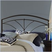 Hillsdale Thompson Metal Headboard in Bronze