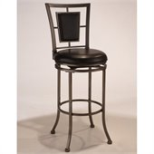 Hillsdale Auckland Swivel Barstool 