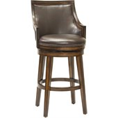Hillsdale Lyman Swivel Bar Stool