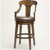 Hillsdale Upton Swivel Bar Stool