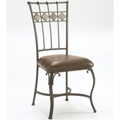 Hillsdale Lakeview Slate Back Dining Chairs (Set Of 2)