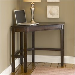 Hillsdale Solano Corner Desk in Cherry