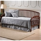 Hillsdale Carolina Daybed in Cherry Finish