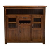 Hillsdale Outback Wine Rack in Distressed Chestnut