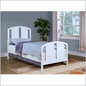 Hillsdale Baylor Twin Bed in White