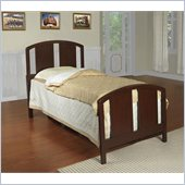 Hillsdale Baylor Twin Bed in Cherry