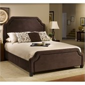Hillsdale Carlyle Bed in Chocolate