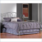 Hillsdale Carson Bed in Pewter