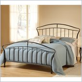 Hillsdale Denmark Bed in Black