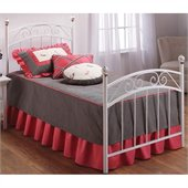 Hillsdale Emily Bed in White