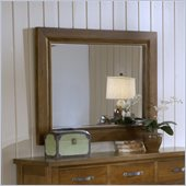 Hillsdale Outback Mirror in Distressed Chestnut