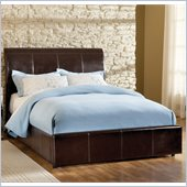 Hillsdale Marmel Storage Bed in Brown