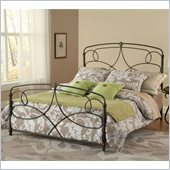 Hillsdale Parker Bed in Pewter