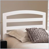 Hillsdale Sophia Headboard in White