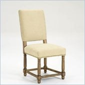 Hillsdale Hartland Dining Chair in Light Washed Oak